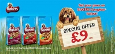 Bakers Complete 5kg £9
